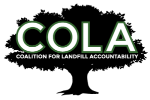 COLA: Coalition for Landfill Accountability