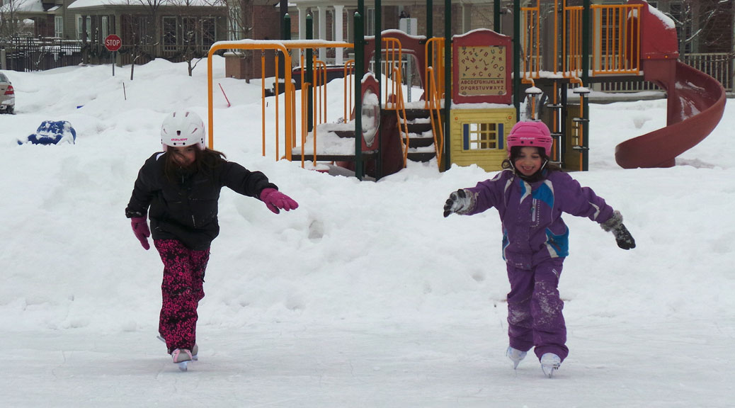A list of outdoor rinks in Stittsville