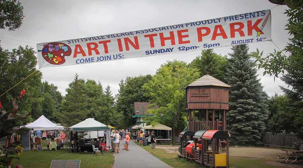Arts in the Park set for June 4, 2017